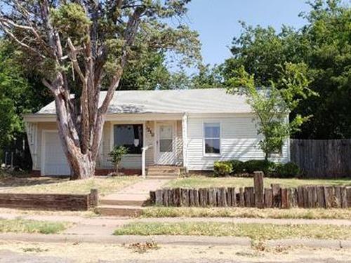 Photograph of 3210 Roberts St, Abilene, TX 79605