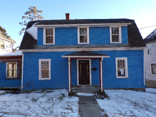Photograph of 114 East State St, Wellsville, NY 14895
