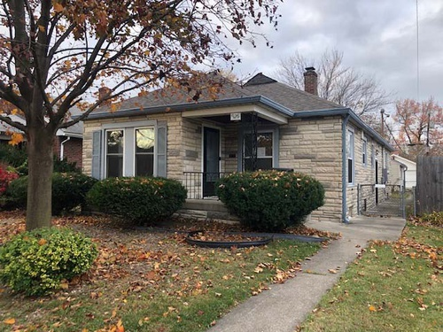 Photograph of 926 Cameron St, Indianapolis, IN 46203
