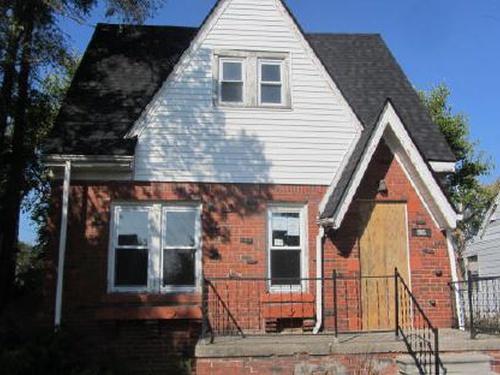 Photograph of 9985 Sussex St, Detroit, MI 48227