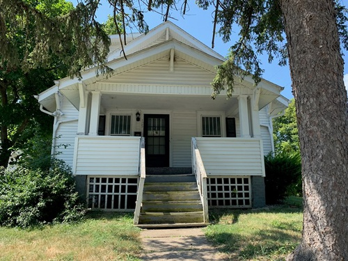 Photograph of 125 N Cooper Ave, Ottumwa, IA 52501