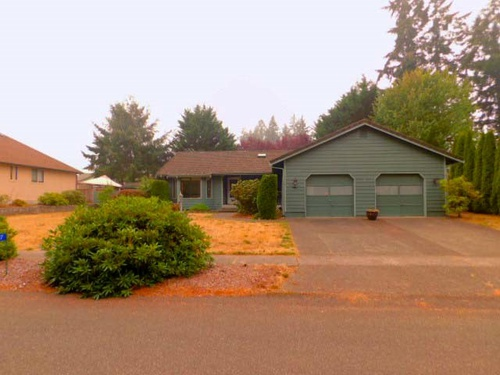 Photograph of 9327 Classic Dr NE, Lacey, WA 98516