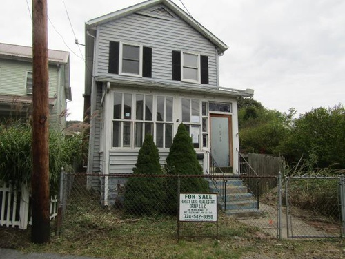 Photograph of 147 M St, Johnstown, PA 15906