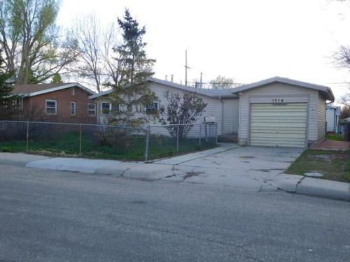Photograph of 1714 Custer Ave, Casper, WY 82604
