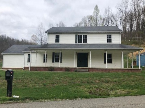 Photograph of 3525 Music Branch Rd, Ashland, KY 41102