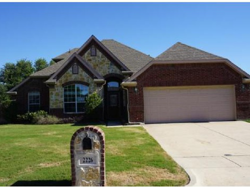 Photograph of 2226 Lorrie Ln, Weatherford, TX 76087