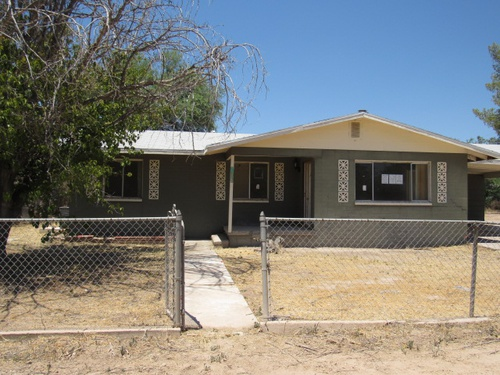 Photograph of 78420 E Riverview Dr, Dudleyville, AZ 85192