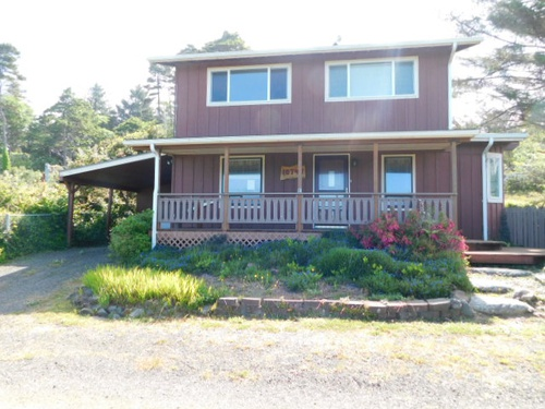 Photograph of 10747 NW Crane St, Seal Rock, OR 97376