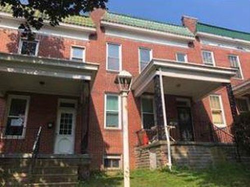 Photograph of 108 S Tremont Rd, Baltimore, MD 21229