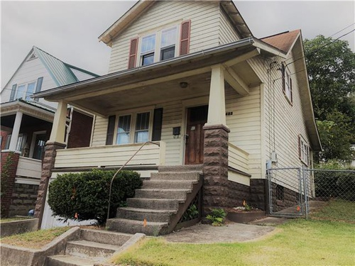 Photograph of 622 Lincoln St, Cumberland, MD 21502
