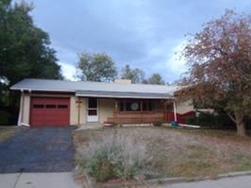 Photograph of 1014 Mercury Dr, Colorado Springs, CO 80905