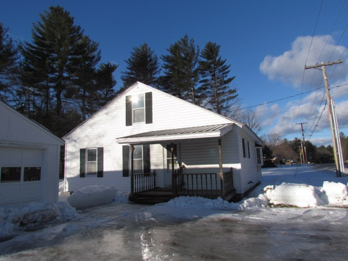 Photograph of 136 Webster Lake Rd, Franklin, NH 03235