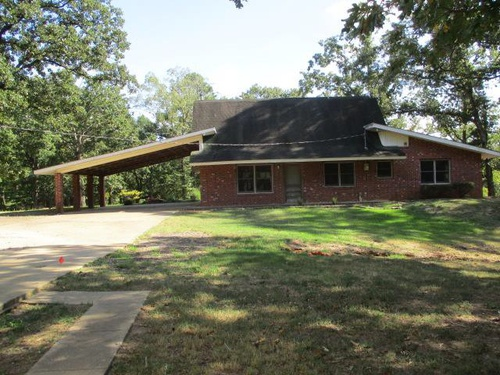 Photograph of 861 Spellings Rd, Marshall, TX 75670