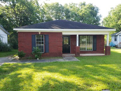 Photograph of 2651 Wealthy St, Mobile, AL 36617