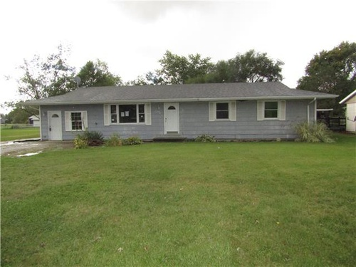 Photograph of 506 S Chicago Ave, Bismarck, IL 61814