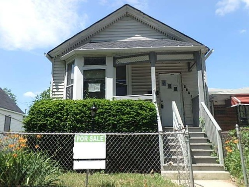 Photograph of 4756 South Shields Avenue, Chicago, IL 60609