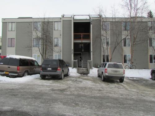 Photograph of 4640 Reka Dr #E-8, Anchorage, AK 99508