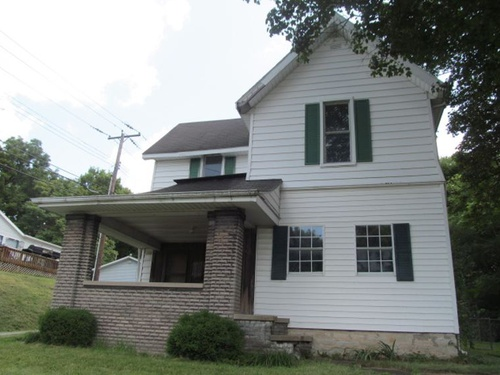 Photograph of 410 N. Branson St, Marion, IN 46952