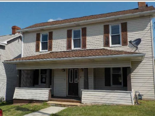 Photograph of 504 East Murphy Ave, Connellsville, PA 15425