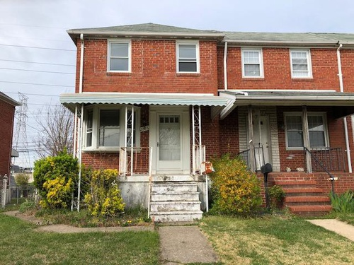 Photograph of 2726 Plainfield Rd, Baltimore, MD 21222
