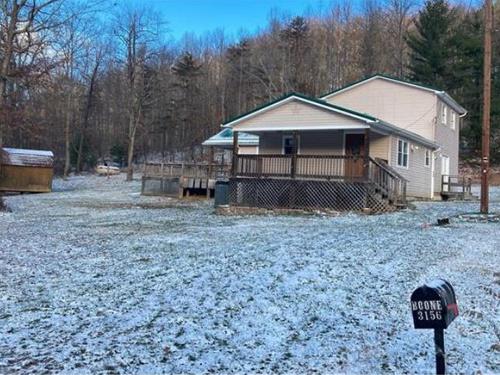 Photograph of 3205 Cheesy Creek Rd, Princeton, WV 24739