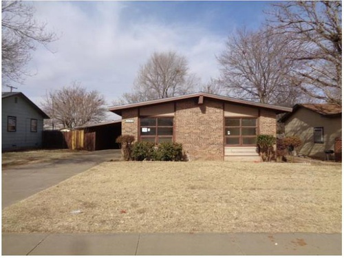 Photograph of 2608 46th St, Lubbock, TX 79413