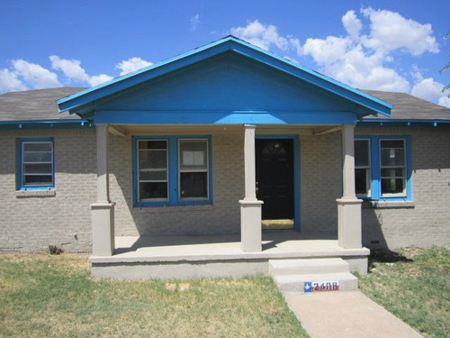 Photograph of 2408 Webster St, San Angelo, TX 76901