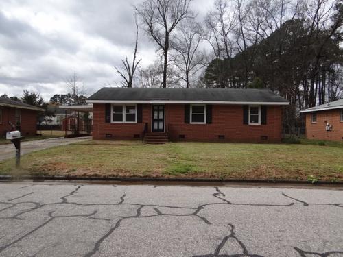 Photograph of 506 Poe St SW, Wilson, NC 27893
