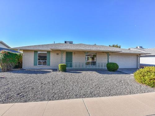 Photograph of 10527 W Meade Dr, Sun City, AZ 85351