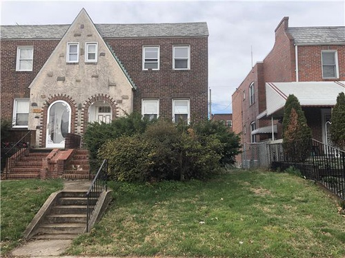 Photograph of 3737 Columbus Drive, Baltimore, MD 21215