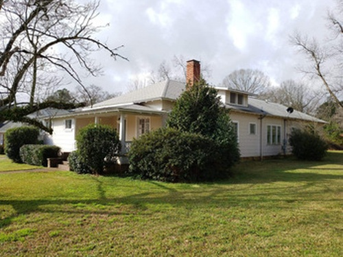 Photograph of 219 N Kimball Avenue, Jackson, AL 36545