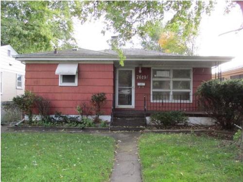 Photograph of 7619 White Oak Ave, Hammond, IN 46324