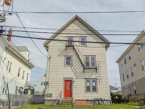 Photograph of 65 Abbott Street, Pawtucket, RI 02860