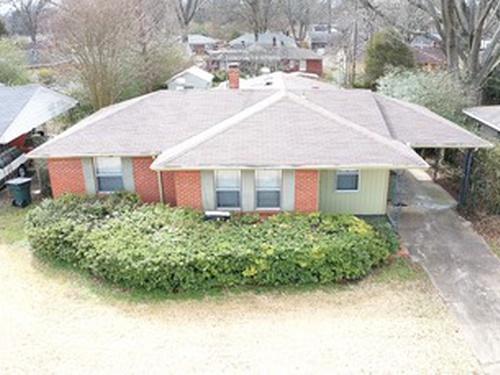 Photograph of 4807 Sea Isle Rd, Memphis, TN 38117