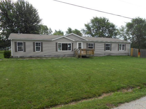 Photograph of 610 N Wooden Ave, Braymer, MO 64624