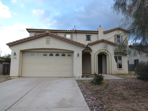 Photograph of 6139 South Mountain Eagle Dr, Tucson, AZ 85757