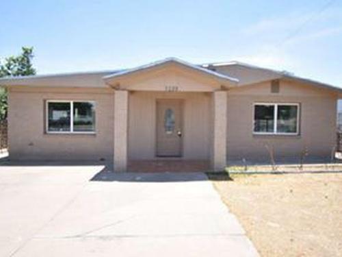 Photograph of 3128 Van Buren Ave, El Paso, TX 79930