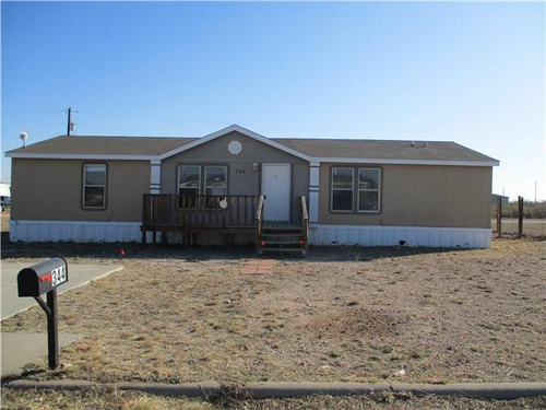 Photograph of 344 N Palomino Ave, Odessa, TX 79763