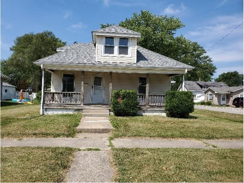 Photograph of 900s 28th St, Lafayette, IN 47904