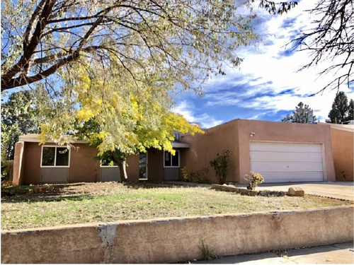 Photograph of 5148 Vista De Luz Dr NW, Albuquerque, NM 87120