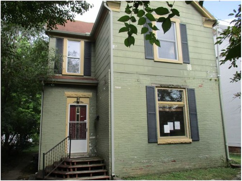 Photograph of 35 S 18th St, Richmond, IN 47374