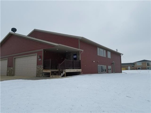 Photograph of 204 B St S, Richardton, ND 58652