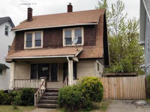 Photograph of 13605 Garden Rd, East Cleveland, OH 44112