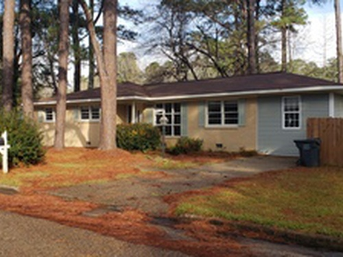 Photograph of 3516 32nd Avenue, Meridian, MS 39305