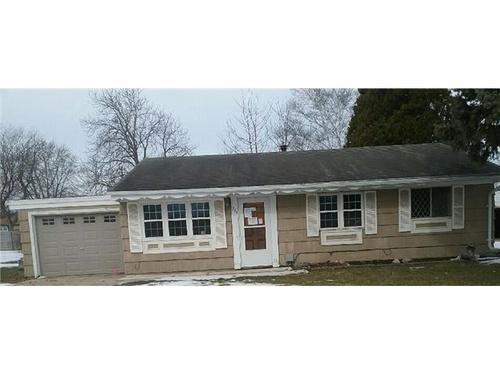 Photograph of 1705 Mason St, New Holstein, WI 53061