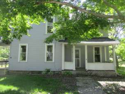 Photograph of 2445 Oak St., Mansfield, OH 44903