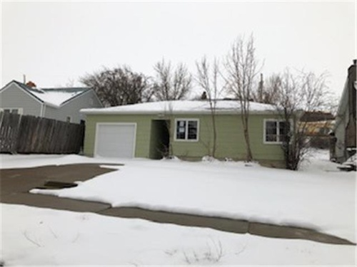 Photograph of 320 2nd St S, Shelby, MT 59474