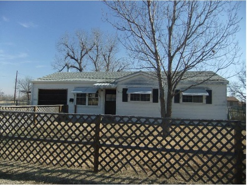 Photograph of 237 Anne St, Pampa, TX 79065