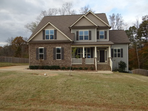 Photograph of 301 Bradshaw Way, Clayton, NC 27527