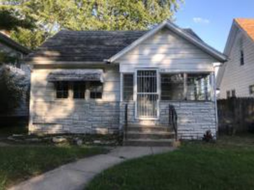 Photograph of 438 S Edison Ave, South Bend, IN 46619